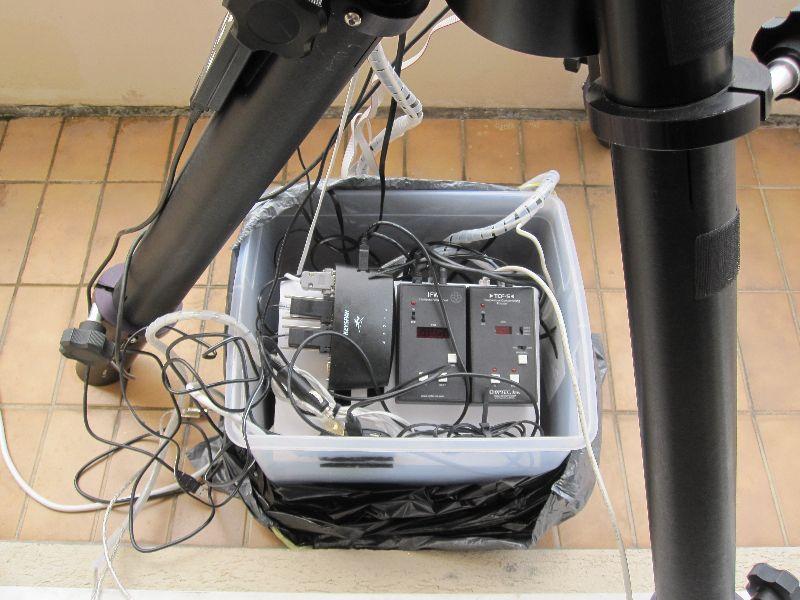 Passage des cables ... S00510
