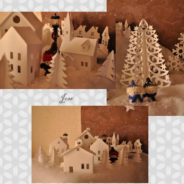 Le village sous la neige... Pixiz-12