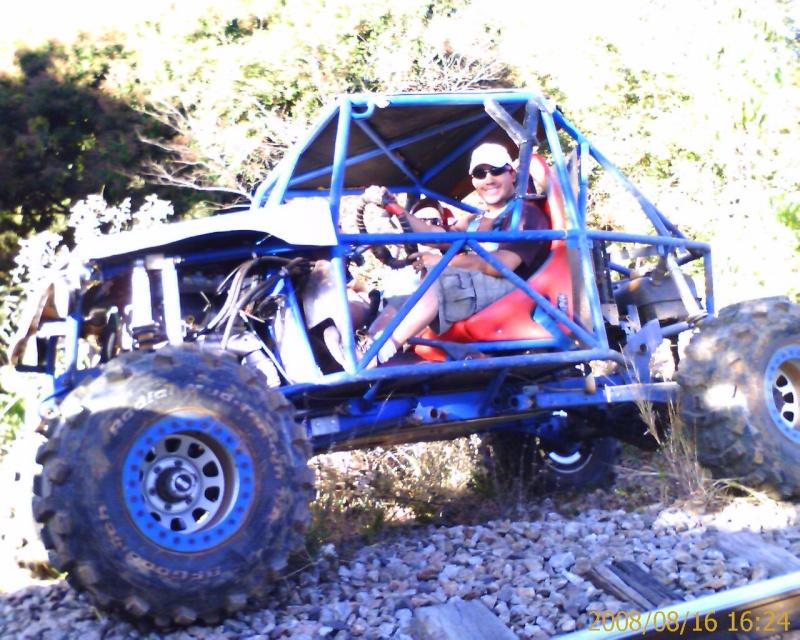 Meu Jeepinho - Equipe Cupim de aco 4x4 Imagem10