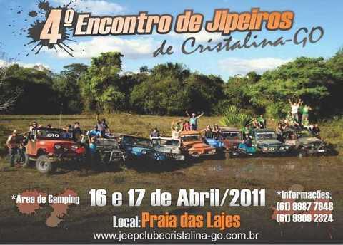 4 encontro de Jipeiros - Cristalina Jccris10