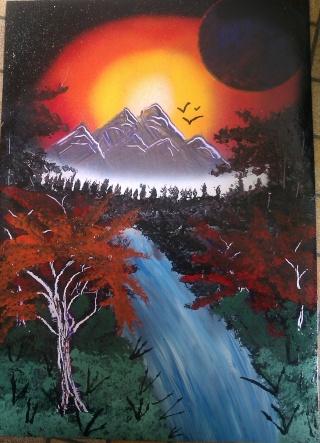 Le retour de loulou!!! et toutes mes peintures actuelles et à venir :) Forat10