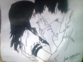 Jase sais dessiner !???! ------> Bah ouais... Hibari12