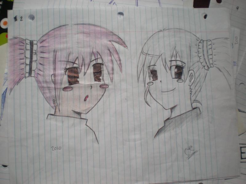 Jase sais dessiner !???! ------> Bah ouais... Photo_17