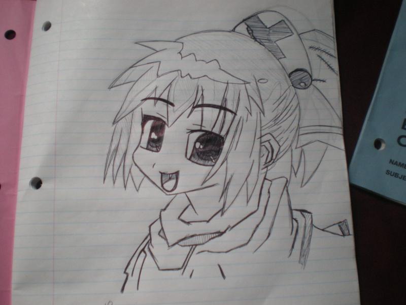 Jase sais dessiner !???! ------> Bah ouais... Photo_24