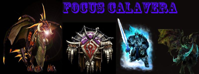 focus calavera