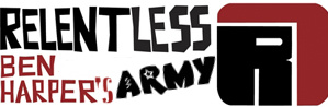 Ben Harper's Relentless Army