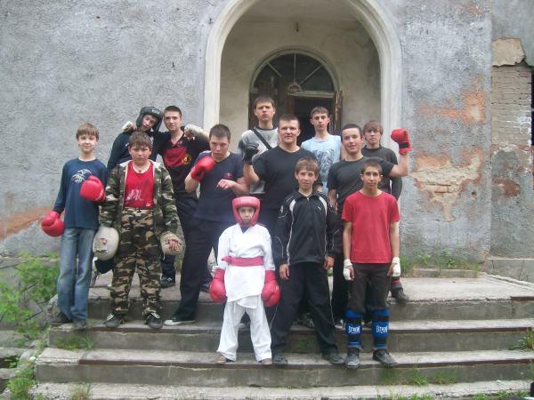 Собираем группу для занятий восточными единоборствами Ddydzd11