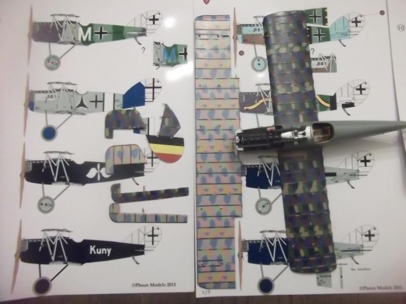Pfalz D.XII Wingnuts Wing 1:32 Dscf4236