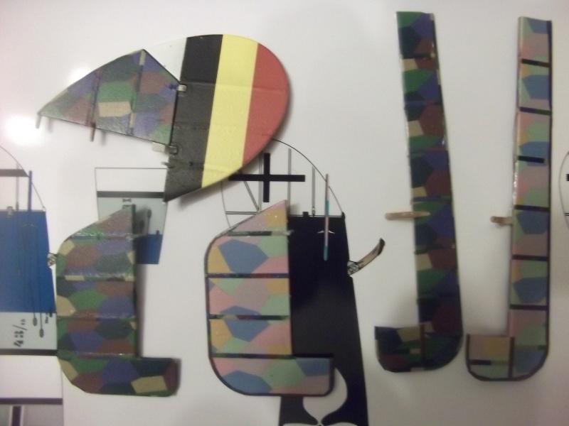 Pfalz D.XII Wingnuts Wing 1:32 Dscf4237