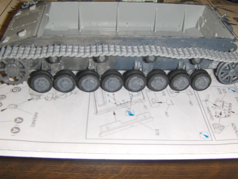 chenilles - chenilles magic track panzer 4 Hpim1533