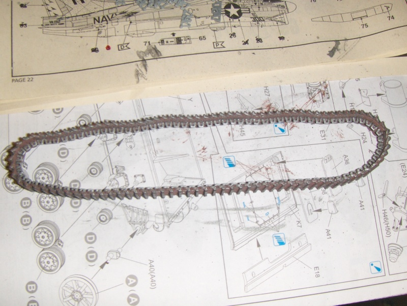 chenilles - chenilles magic track panzer 4 Hpim1538