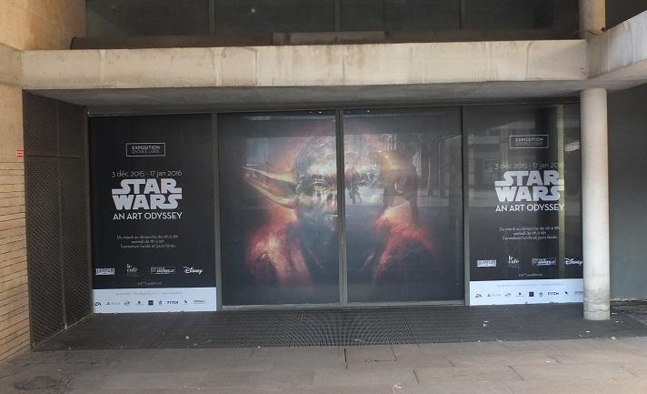 Star Wars An Art Odyssey - exhibition Marseille France 002_st10