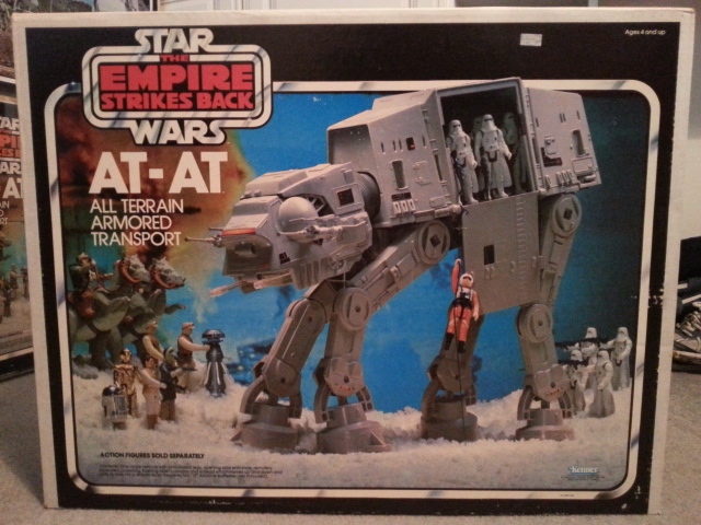 PROJECT OUTSIDE THE BOX - Star Wars Vehicles, Playsets, Mini Rigs & other boxed products  - Page 2 20160110