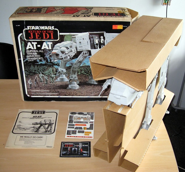 PROJECT OUTSIDE THE BOX - Star Wars Vehicles, Playsets, Mini Rigs & other boxed products  - Page 2 At_at_38