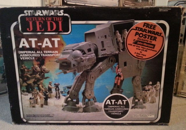 PROJECT OUTSIDE THE BOX - Star Wars Vehicles, Playsets, Mini Rigs & other boxed products  - Page 2 At_at_66