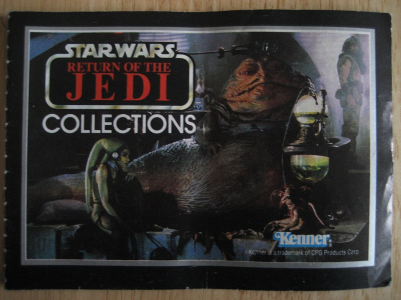 Collecting Vintage Paper Work that show Vintage Star Wars Toys! Forum310