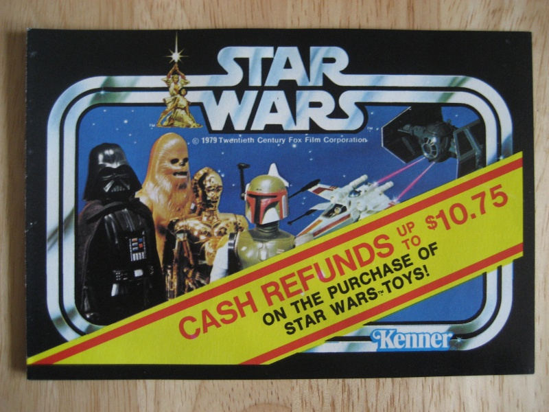 Collecting Vintage Paper Work that show Vintage Star Wars Toys! Forum311