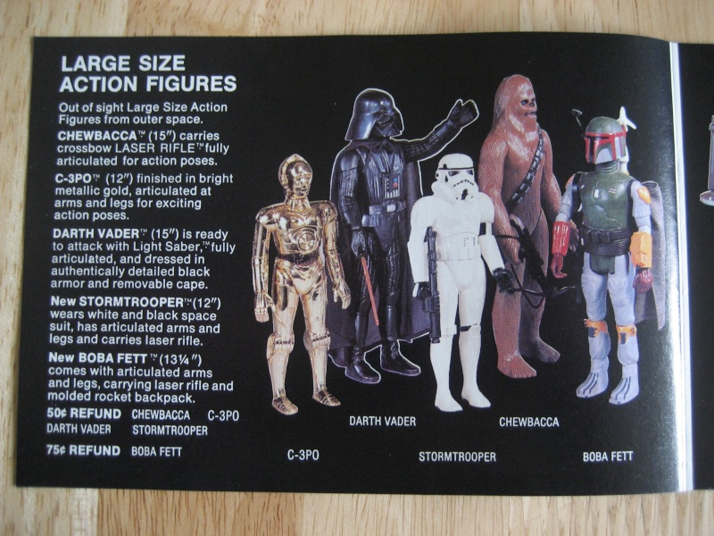 Collecting Vintage Paper Work that show Vintage Star Wars Toys! Forum312