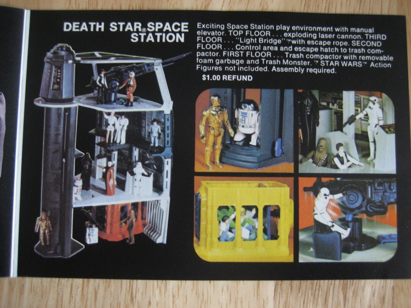 Collecting Vintage Paper Work that show Vintage Star Wars Toys! Forum313