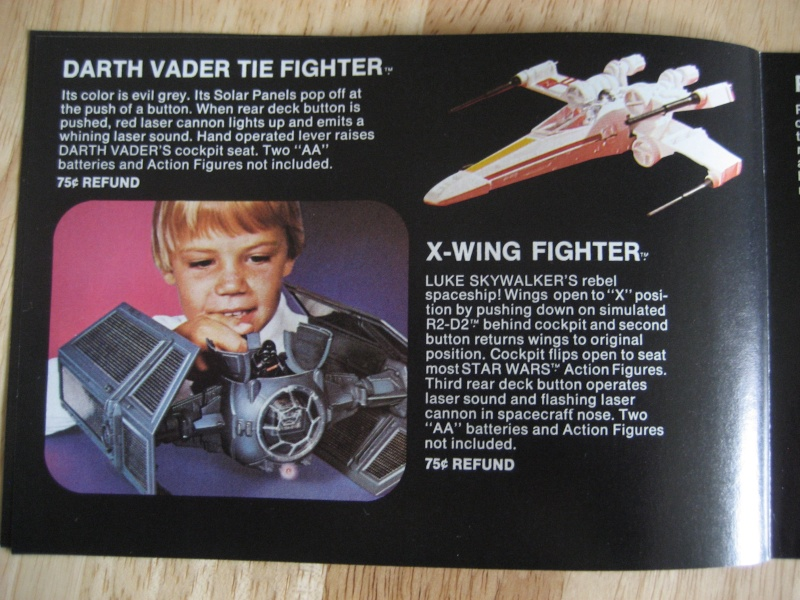 Collecting Vintage Paper Work that show Vintage Star Wars Toys! Forum314