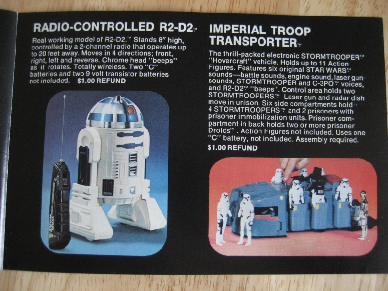Collecting Vintage Paper Work that show Vintage Star Wars Toys! Forum315