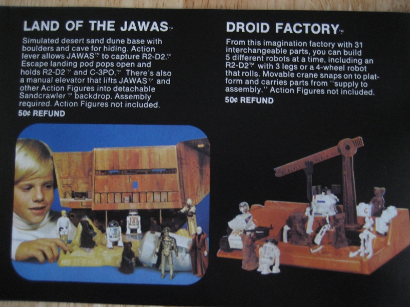 Collecting Vintage Paper Work that show Vintage Star Wars Toys! Forum316
