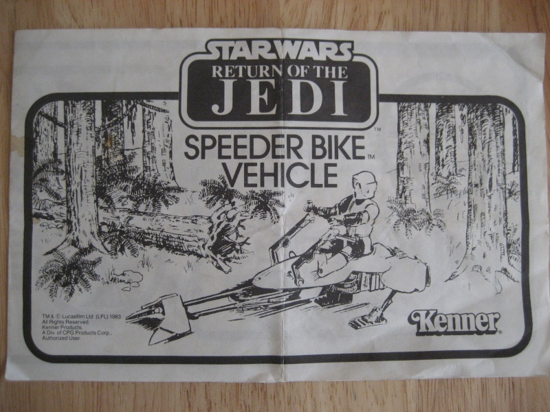 Collecting Vintage Paper Work that show Vintage Star Wars Toys! - Page 2 Forum510