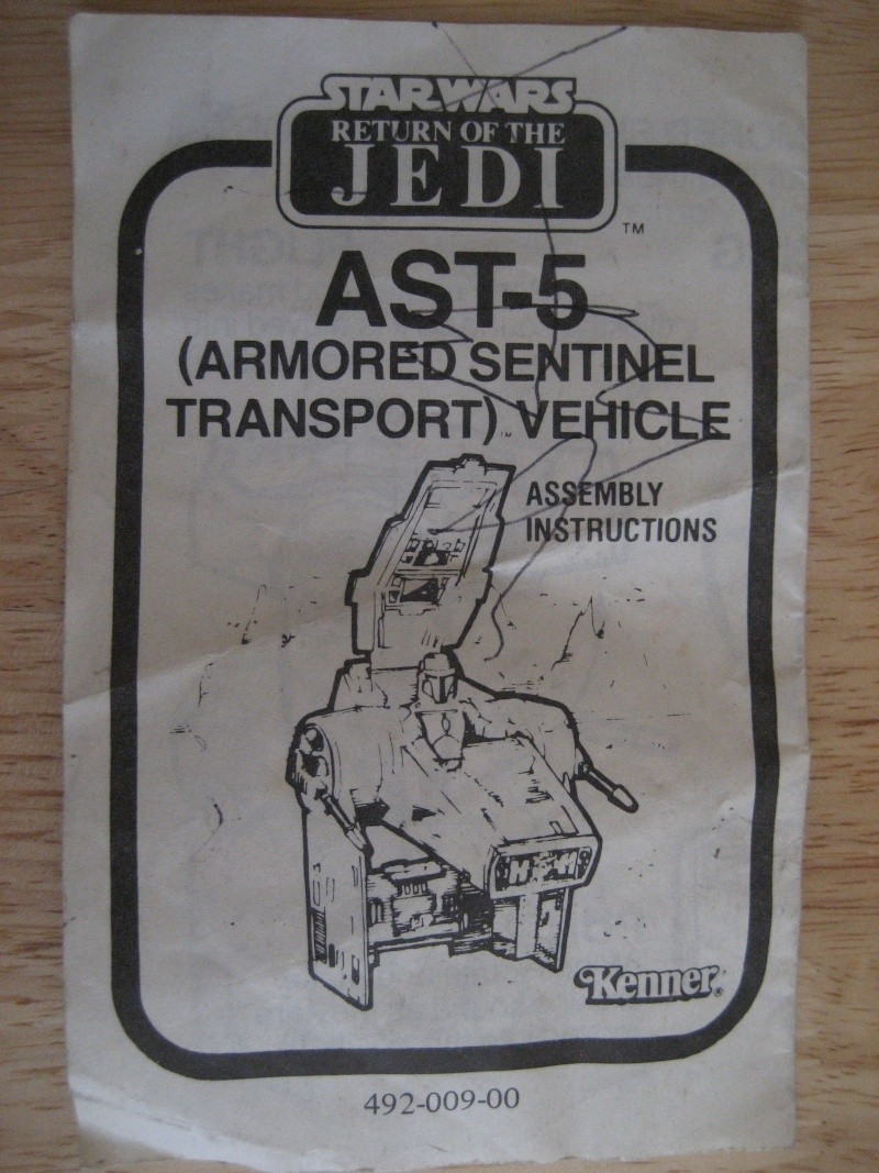 Collecting Vintage Paper Work that show Vintage Star Wars Toys! - Page 2 Forum512