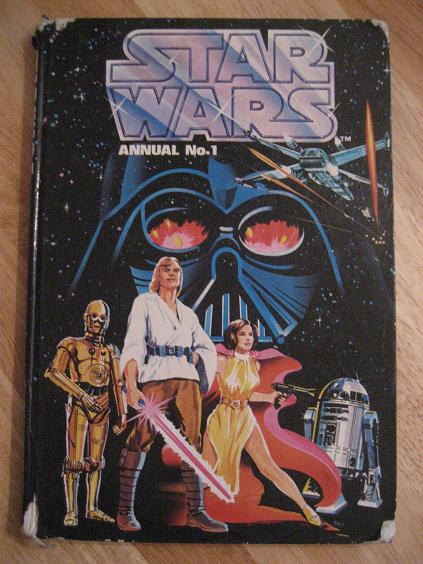 Any love for the vintage 1st SW annual? ESB + ROTJ added! Forum515