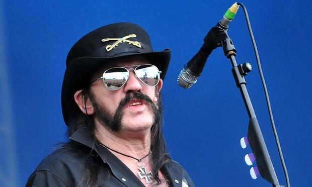 RIP Lemmy - Ian Kilmister - Motorhead bassist and singer Jim_dy10