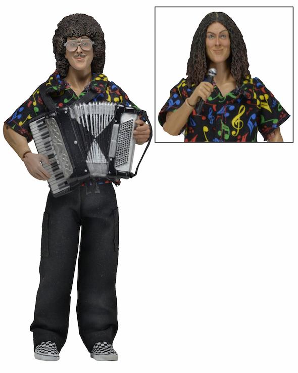 "NECA toys Weird Al Yankovic 8"" Action Figure line  Neca10"