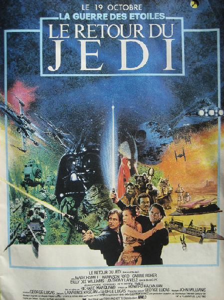 Vintage Star Wars French Toy Advertisements Pif75920