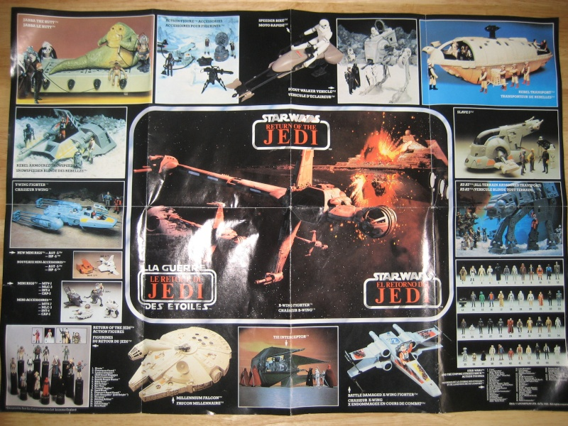 Collecting Vintage Paper Work that show Vintage Star Wars Toys! Poster10