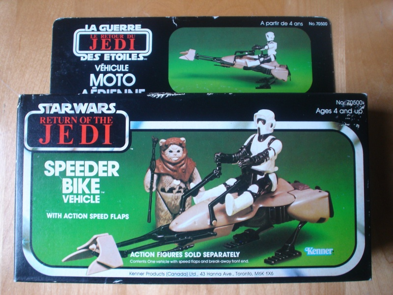 PROJECT OUTSIDE THE BOX - Star Wars Vehicles, Playsets, Mini Rigs & other boxed products  - Page 2 Speede10