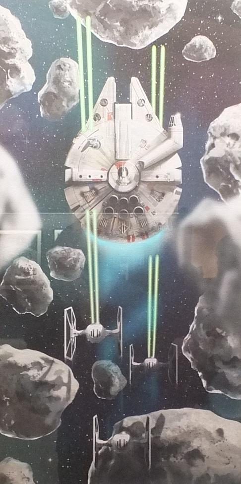 Star Wars An Art Odyssey - exhibition Marseille France Star_w14