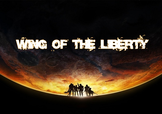 the Wing Of the Liberty