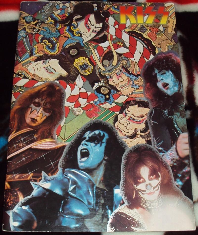 KISS, QUAND TU ME  TOUR.....NES EN BOOK! Dsc01056