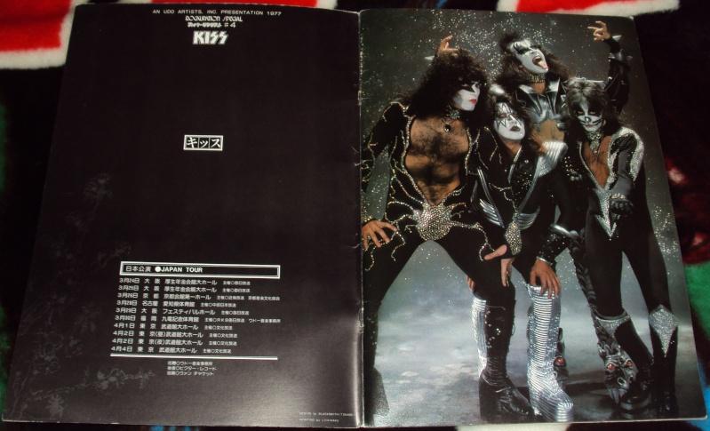 KISS, QUAND TU ME  TOUR.....NES EN BOOK! Dsc01057