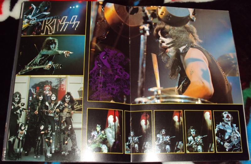 KISS, QUAND TU ME  TOUR.....NES EN BOOK! Dsc01066
