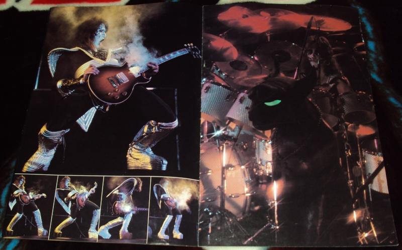 KISS, QUAND TU ME  TOUR.....NES EN BOOK! - Page 2 Dsc01118