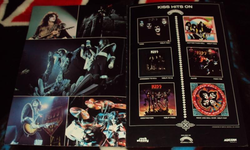 KISS, QUAND TU ME  TOUR.....NES EN BOOK! - Page 2 Dsc01123