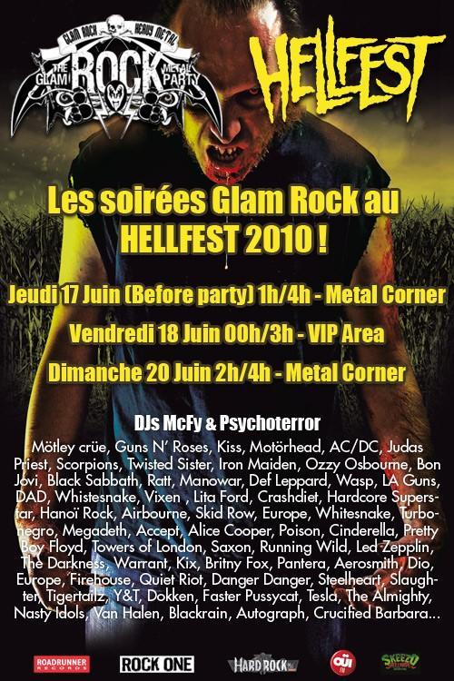 Le Hellfest 20 juin 2010 à Clisson.. L_abd310