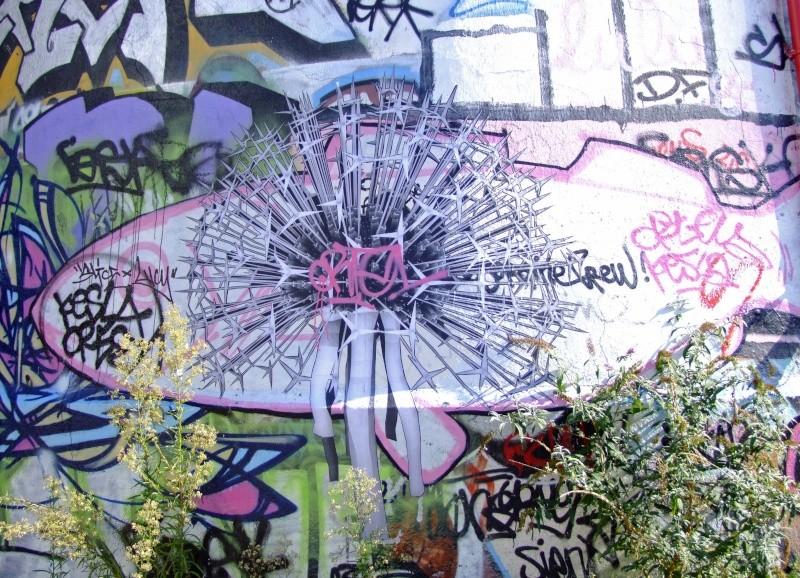 Poster un graffiti Graf-c10
