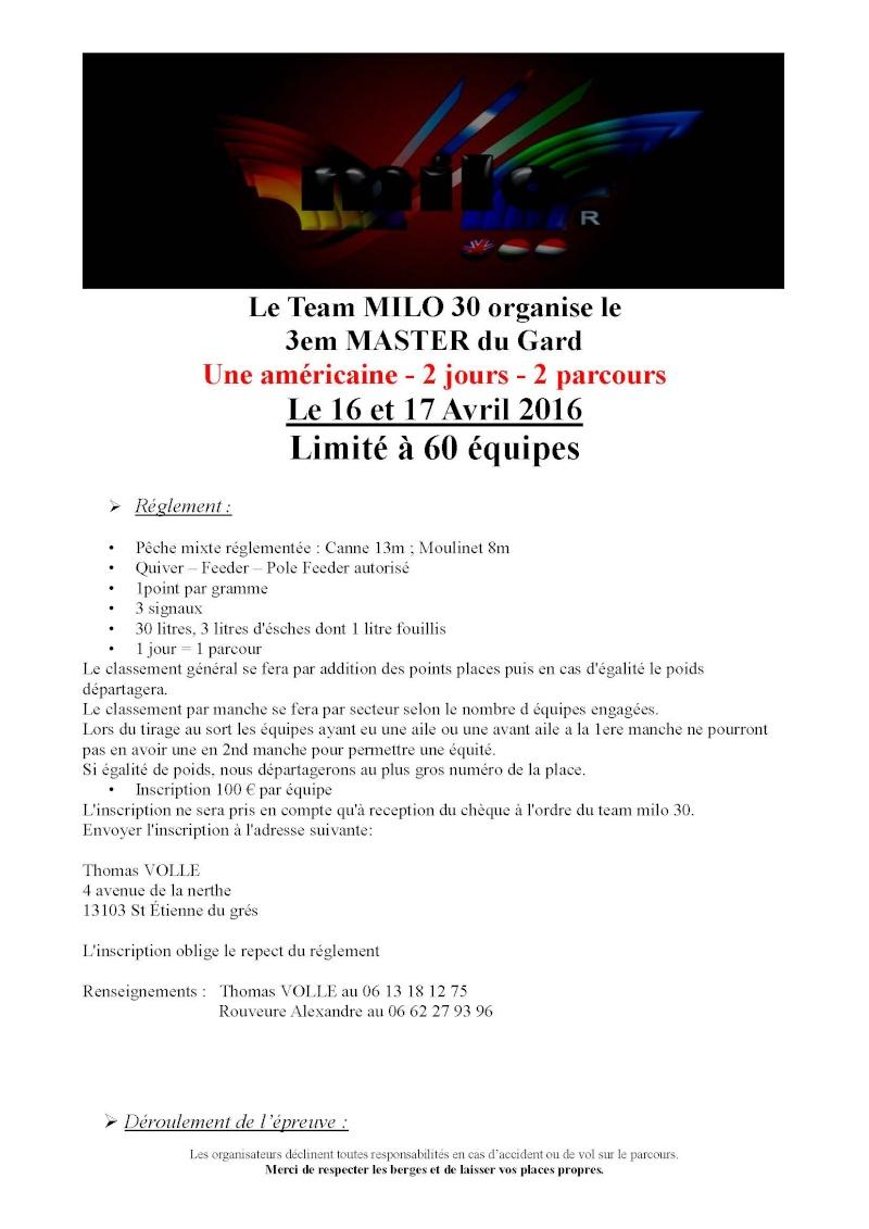 3em master du Gard le 16 et 17 avril 2016 Master10