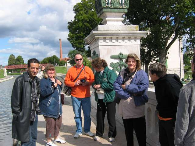 Reportage Orléans 2005 (16-18 septembre) 7_trav10