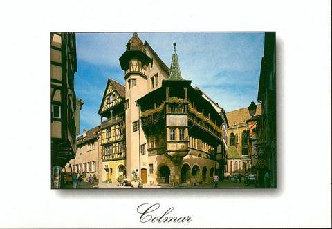 Reportage Colmar 2004 (23-25 juillet) Maison10