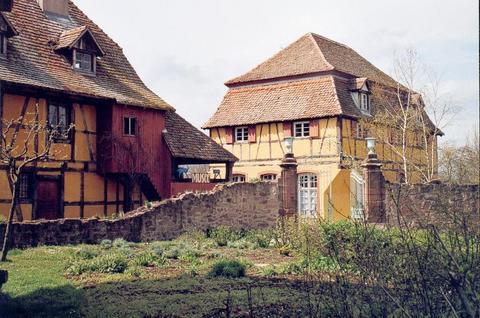 Reportage Colmar 2004 (23-25 juillet) Maison11