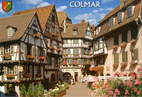 Reportage Colmar 2004 (23-25 juillet) Rue_ma10