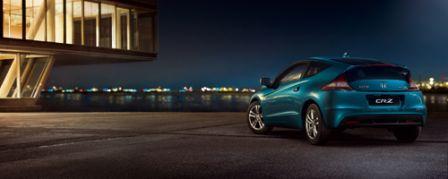 Honda CRZ !!! _tarif10