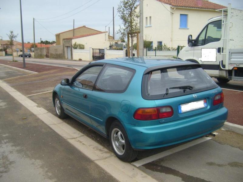 Honda civic eg S7002210